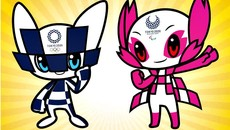 Nhật Bản công bố linh vật Olympic Tokyo 2020