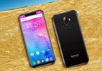 Smartphone giá rẻ thiết kế tai thỏ giống iPhone X