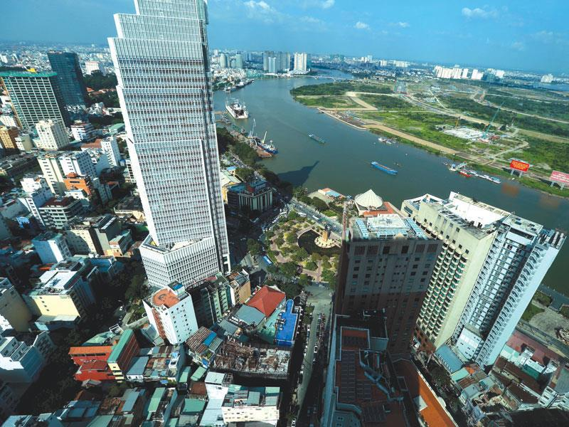 Hơn 300 triệu USD vốn đầu tư nước ngoài đổ vào bất động sản trong 2 tháng