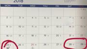 Sau Tết Nguyên đán, kỳ nghỉ lễ tiếp theo sẽ được nghỉ bao nhiêu ngày?