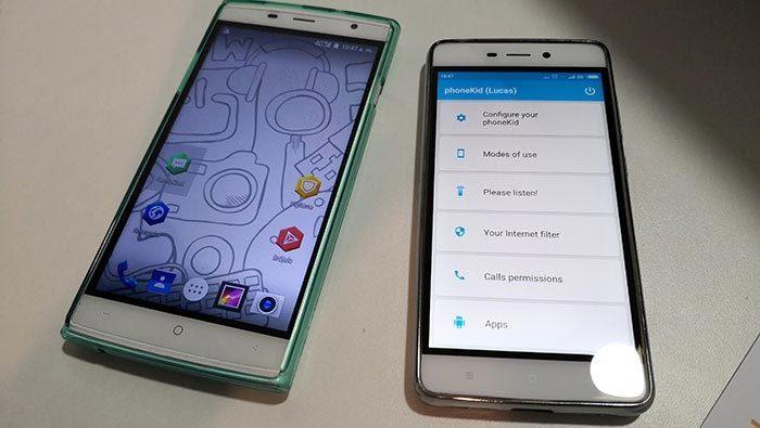 Smartphone dành riêng cho trẻ trình làng tại MWC 2018