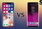 Cuộc chiến camera phone giữa Galaxy S9+ và iPhone X