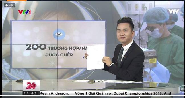 MC Hạnh Phúc tiết lộ bản đăng ký hiến tặng giác mạc