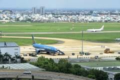 Vì saomở rộng sân bay Tân Sơn Nhất về phía Bắc?