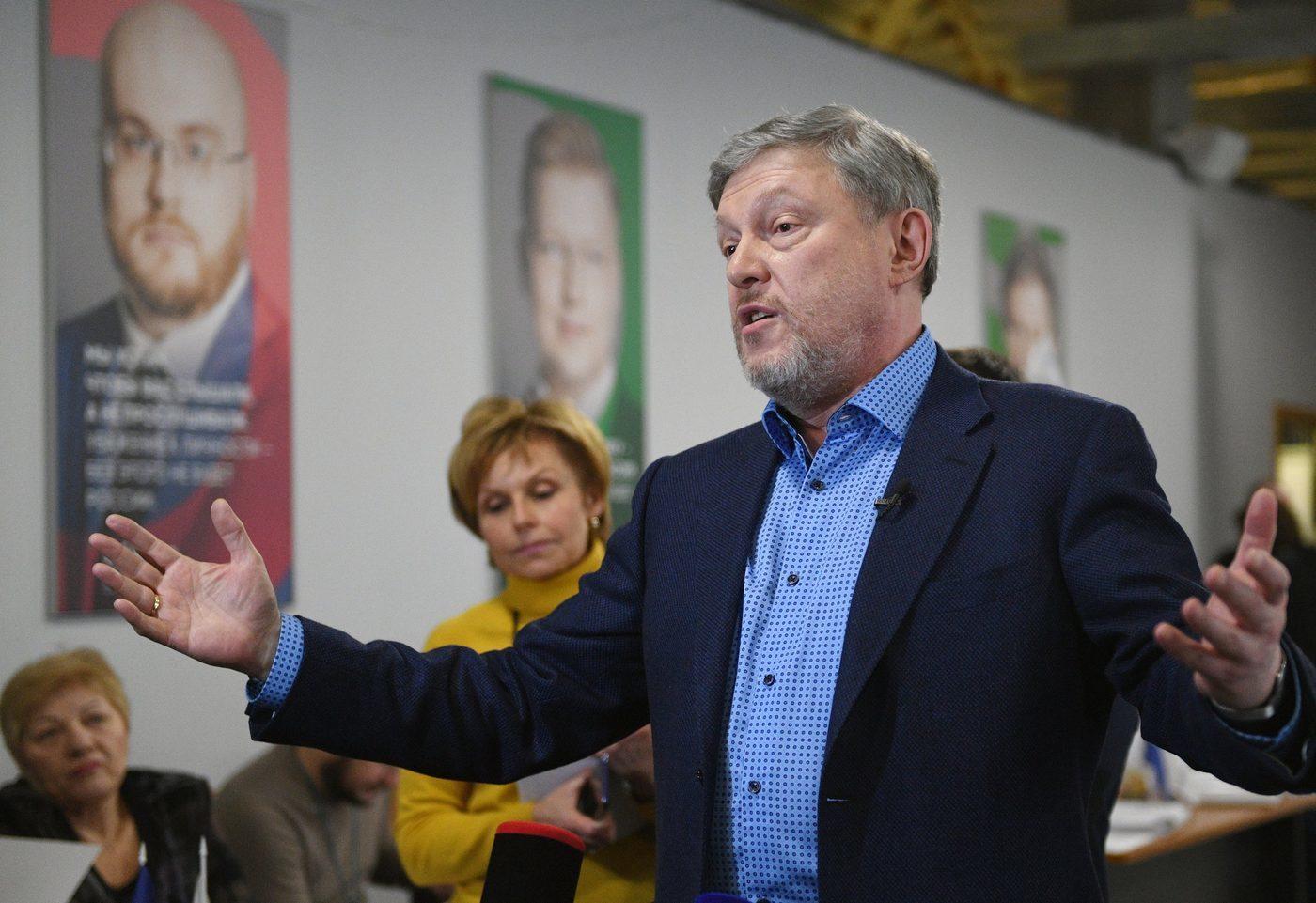Điểm danh các ứng viên Tổng thống Nga trước 'giờ G'