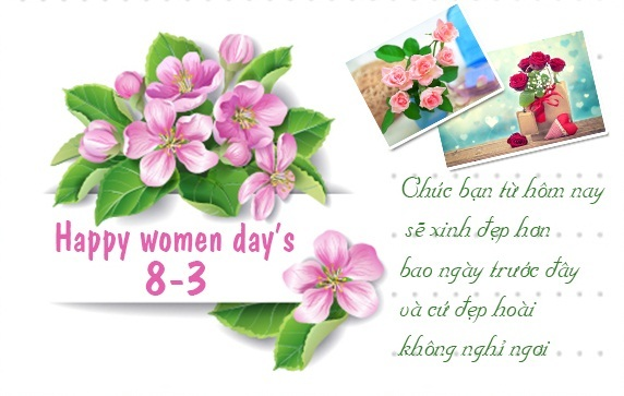 happy women day's