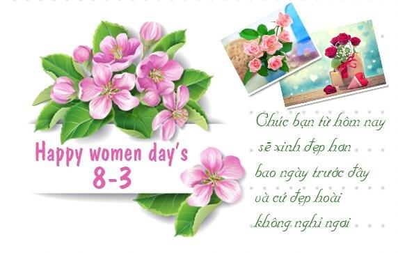 happy women day's