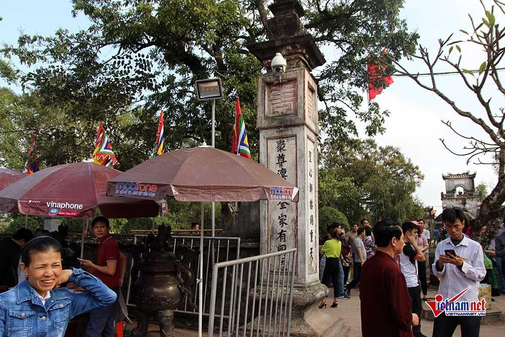 Lễ hội Đền Trần,Đền Trần,Nam Định