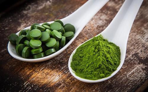 Tăng cân khỏe mạnh với siêu thực phẩm xanh