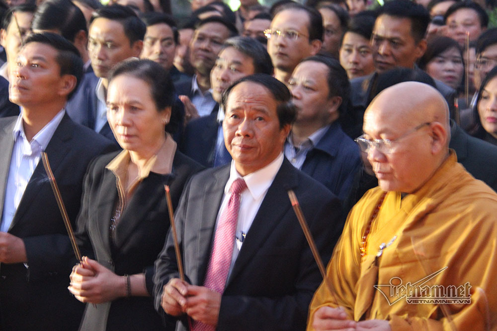 cấp ấn,Hải Phòng,đền Trần,lễ hội đền Trần