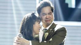 Cô gái khiếm thị hát bolero khiến Ngọc Sơn khóc như mưa