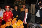 Lãnh đạo Hải Phòng tham gia lễ cấp ấn tại đền thờ Đức thánh Trần