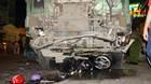 Vụ tông xe hàng loạt: 'Người và xe la liệt như lá rụng trên đường'