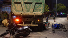 Tạm giữ tài xế vụ tông xe hàng loạt ở Sài Gòn