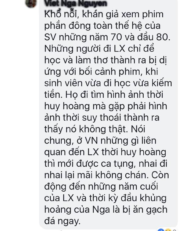 Phim 'bom tấn' của VTV tiếp tục gây tranh cãi