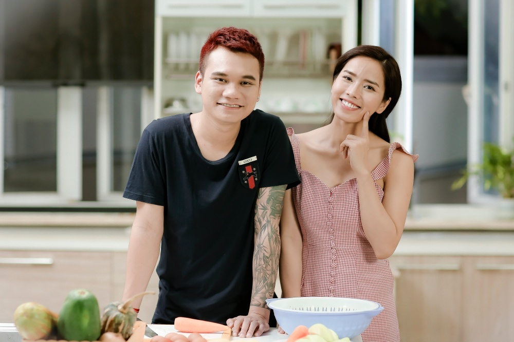 Khắc Việt tình nguyện làm người 'đổ vỏ' trong 'Yêu nhầm người'