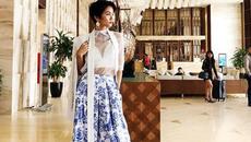 Trở thành Hoa hậu Hoàn vũ Việt Nam nhưng H'Hen Niê vẫn giản dị đến mức đi giày tróc da