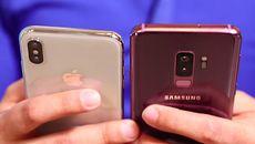 Vi xử lý của Galaxy S9 kém iPhone 7?