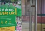 Lịch khảo sát chất lượng đầu vào lớp 1 của các trường tư ở Hà Nội