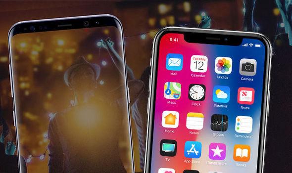 Smartphone có màn hình đẹp nhất: iPhone X hay Galaxy S9?