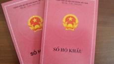 Hỏi về thủ tục nhập hộ khẩu Hà Nội