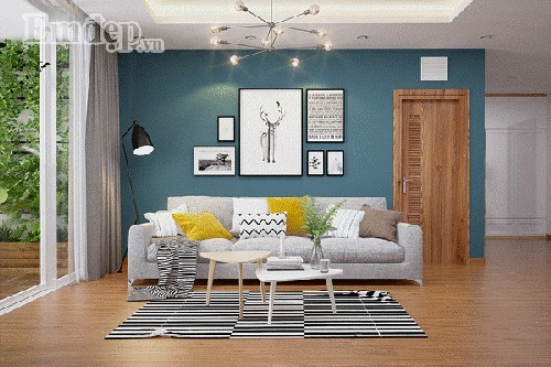 Căn hộ,kiến trúc căn hộ chung cư chung cư,phong cách Scandinavia