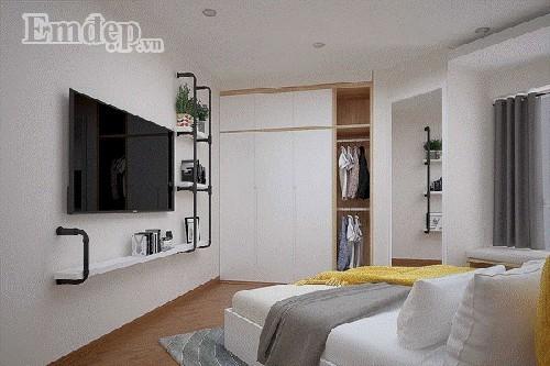 Mê mẩn căn hộ phong cách Scandinavia độc lạ, tươi mới