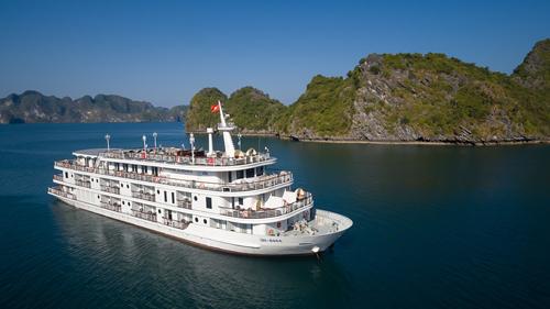 Một tấm thẻ, nhiều quyền lợi trên du thuyền Paradise Việt Nam