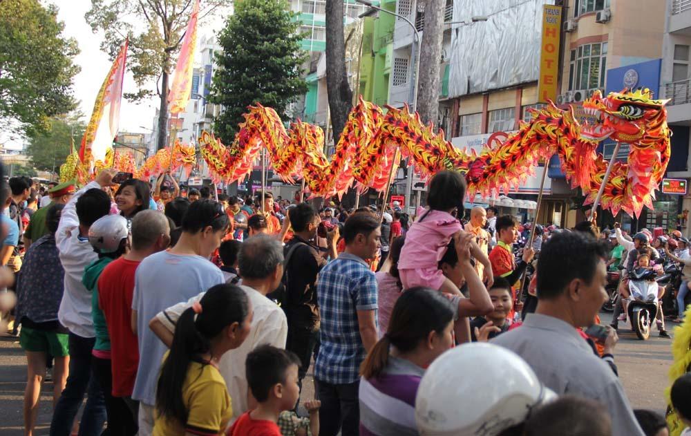 Tết Nguyên Tiêu,Chợ Lớn,Sài Gòn