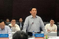 Bộ GTVT tìm 'tiếng nói chung' với lãnh đạo Đà Nẵng