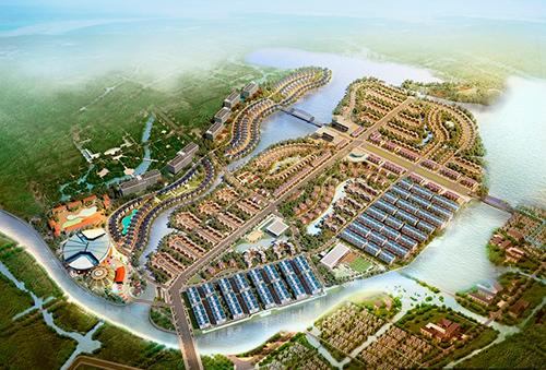 Bất động sản khu vực Tây Bắc Đà Nẵng nóng từng ngày