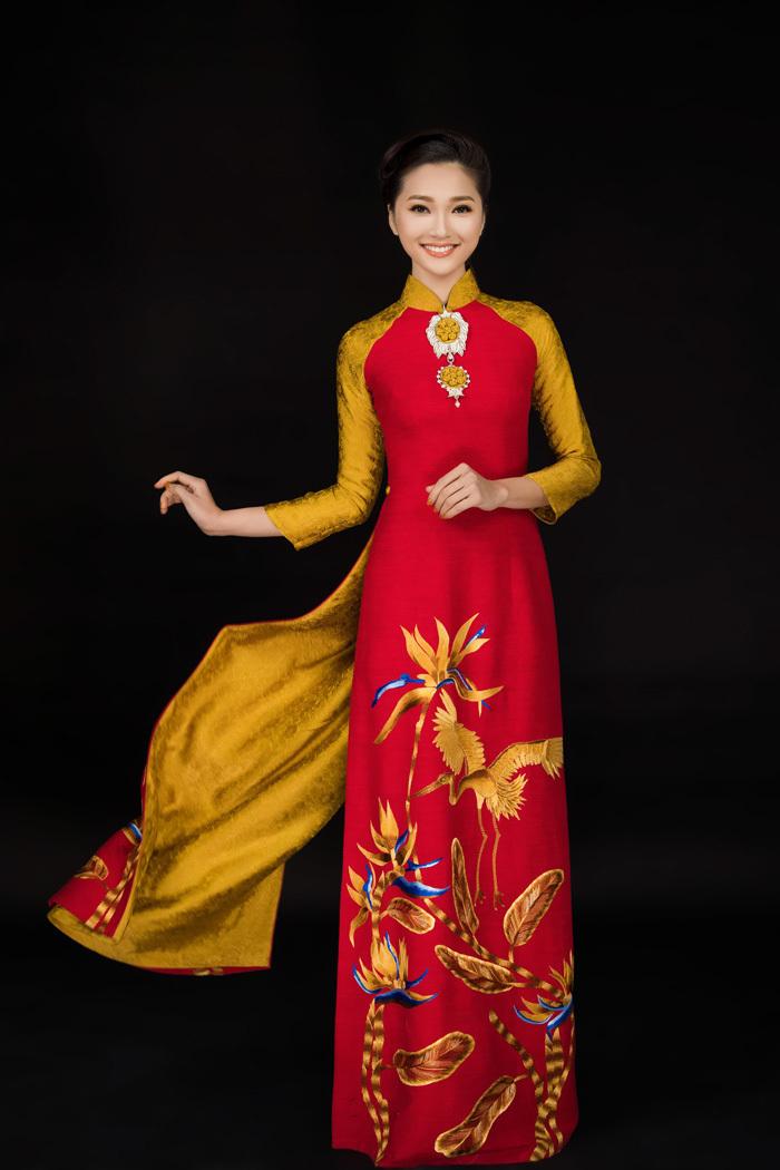Ngọc Nữ,Hoa hậu Hoàn vũ Việt Nam