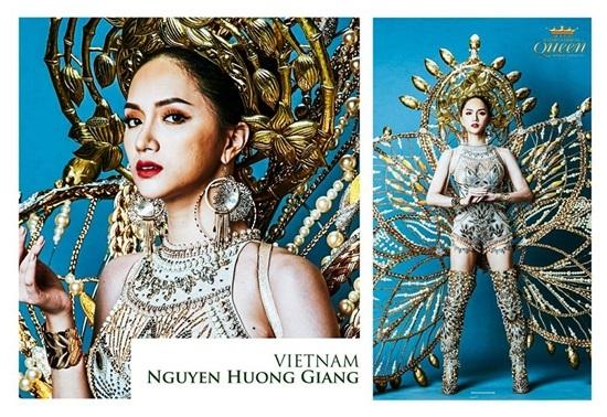 Hương Giang,Hoa hậu chuyển giới