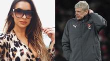 Nữ CĐV xinh đẹp kêu gọi Arsenal sa thải ngay HLV Wenger