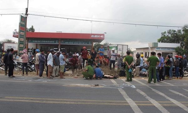 Phượt thủ Sài Gòn thiệt mạng tại Bình Thuận