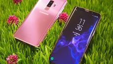 Galaxy S9+ nhận giải điện thoại xuất sắc nhất MWC 2018