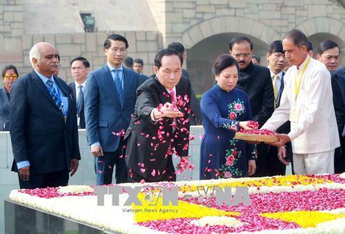 Chủ tịch nước Trần Đại Quang,Trần Đại Quang
