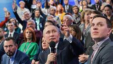 Quyền lực vô đối của Putin, sức mạnh vô địch của nước Nga