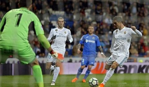 Real Madrid 3-1 Getafe