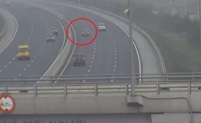 Chiếc xe của nữ tài xế đi ngược chiều trên cao tốc đã được đem bán