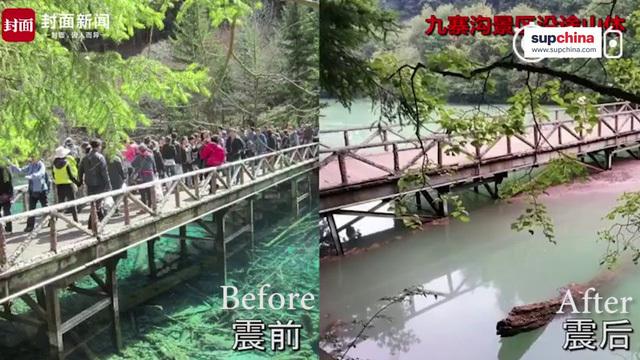 Thiên đường Cửu Trại Câu đón khách trở lại sau gần 1 năm đóng cửa