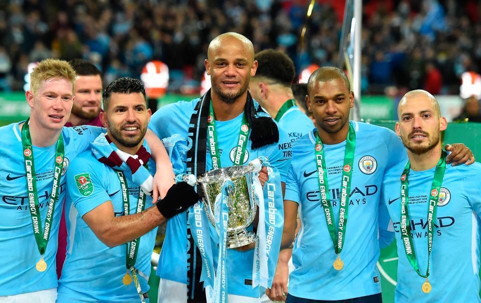 Hé lộ mức thưởng 'khủng' của Man City nếu vô địch