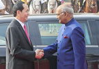 Thắt chặt quan hệ Đối tác chiến lược toàn diện Việt Nam - Ấn Độ