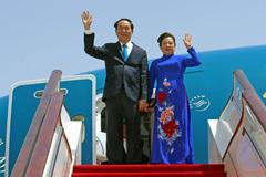 Chủ tịch nước thăm cấp Nhà nước tới Bangladesh