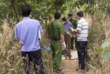 Phát hiện thi thể người đàn ông dưới gốc cây, cạnh trường học