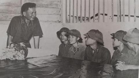 Tướng Trà và kỷ niệm 2 lần 'tranh cãi'với Đại tướng Lê Đức Anh