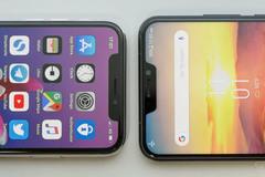 """Vì sao nhiều smartphone nhái """"tai thỏ"""" iPhone X, trong khi màn hình Galaxy S9 đẹp hơn?"""
