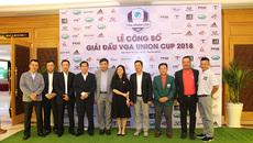 Giải Golf VGA Union Cup: Chưa khai mạc đã nóng
