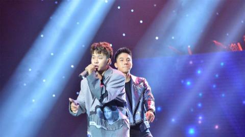 Màn trình diễn gây phấn khích của cặp đôi Jun Đăng Dũng và R Tee