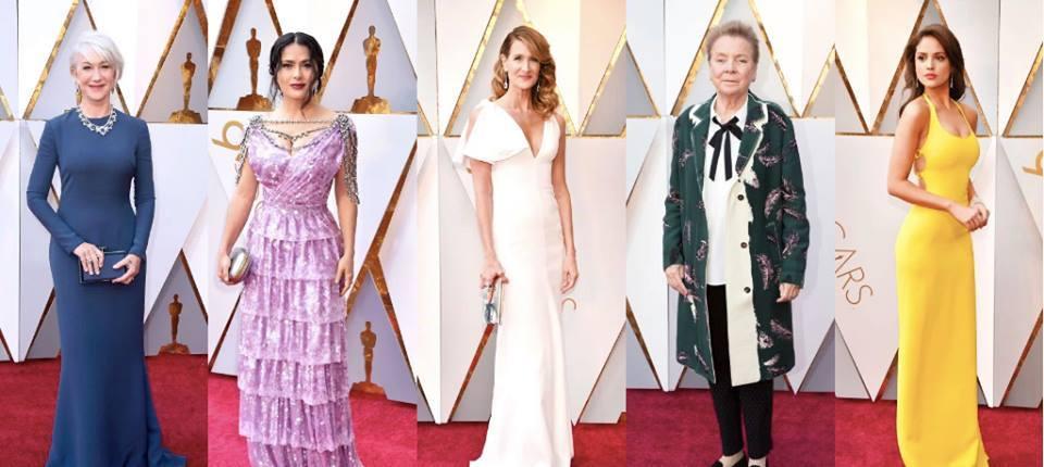 Đây mới là chuyện nóng nhất Oscar 2018